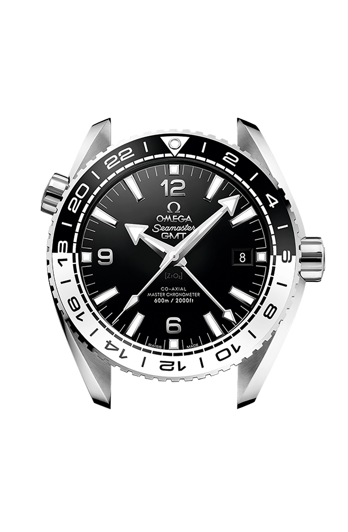 Planet Ocean 600米 歐米茄Co-Axial Master Chronometer GMT 43.5毫米 - 215.30.44.22.01.001