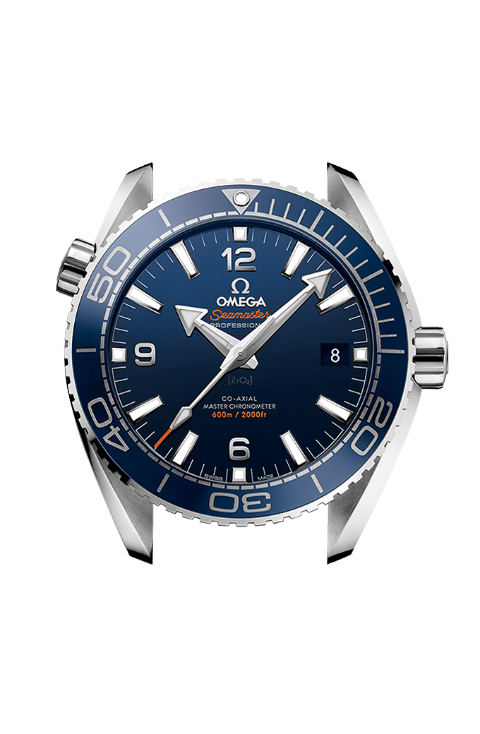 Planet Ocean 600米 歐米茄Co-Axial Master Chronometer 43.5毫米 - 215.33.44.21.03.001