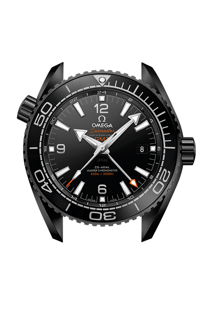 Planet Ocean 600米 歐米茄Co-Axial Master Chronometer GMT 45.5毫米 - 215.92.46.22.01.001