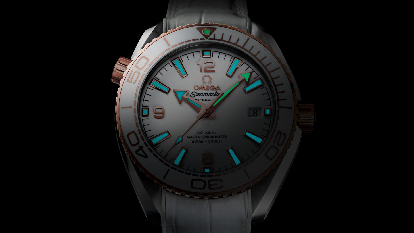 海馬系列 Planet Ocean 600米 Planet Ocean 600米 歐米茄Co‑Axial Master Chronometer 39.5毫米 - 215.23.40.20.04.001 - 瀏覽 1