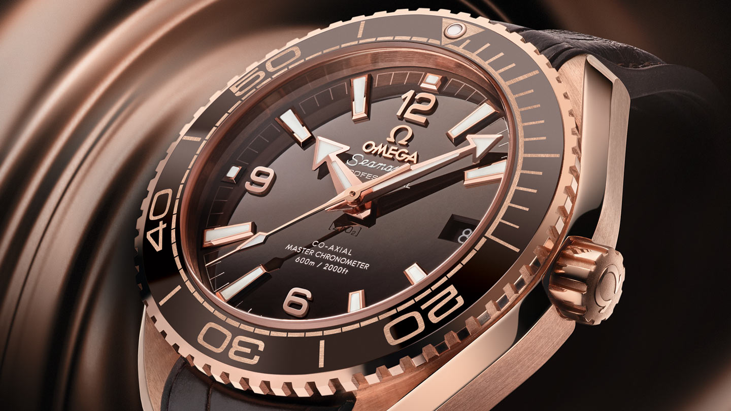 海馬系列 Planet Ocean 600米 Planet Ocean 600米 歐米茄Co‑Axial Master Chronometer 39.5毫米 - 215.63.40.20.13.001 - 瀏覽 1
