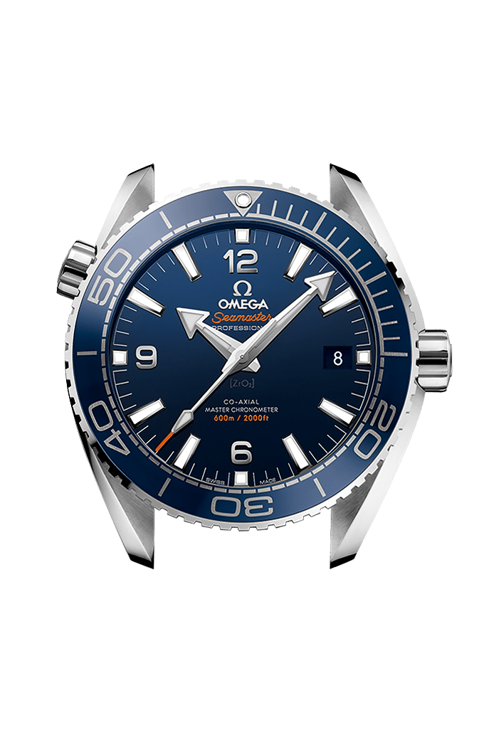 Planet Ocean 600米 歐米茄Co-Axial Master Chronometer 43.5毫米 - 215.30.44.21.03.001