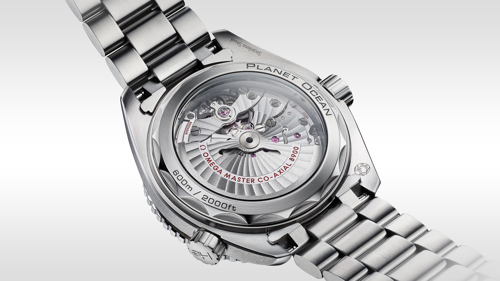 海馬系列 Planet Ocean 600米 Planet Ocean 600米 歐米茄Co‑Axial Master Chronometer 43.5毫米 - 215.30.44.21.04.001 - 瀏覽 2
