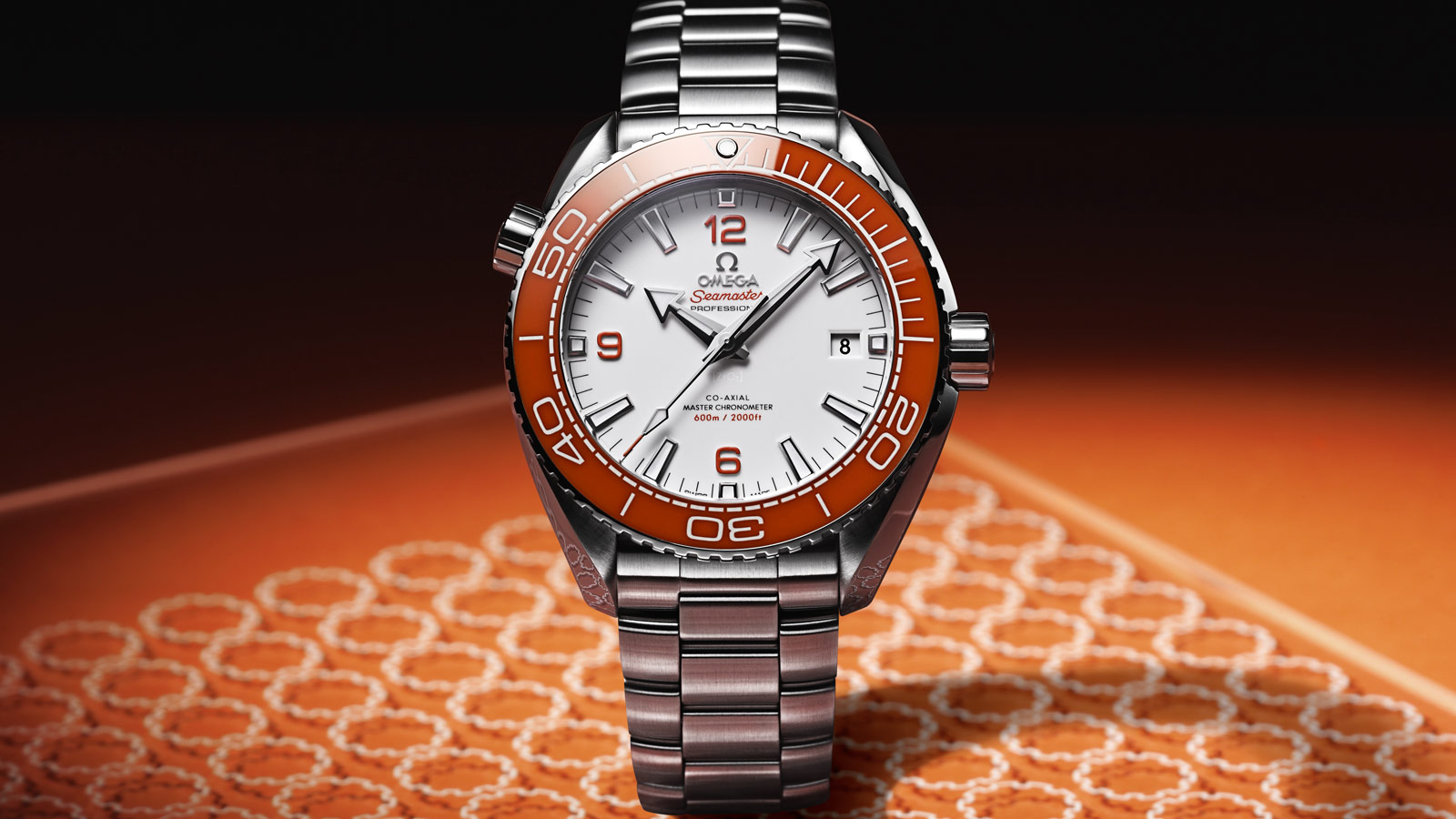 海馬系列 Planet Ocean 600米 Planet Ocean 600米 歐米茄Co‑Axial Master Chronometer 43.5毫米 腕表 - 215.30.44.21.04.001