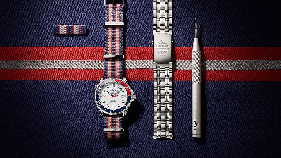 OMEGA and James Bond : a beautiful friendship | OMEGA® 歐米茄與占士邦:友誼永固 | OMEGA® - 單一 - 48228