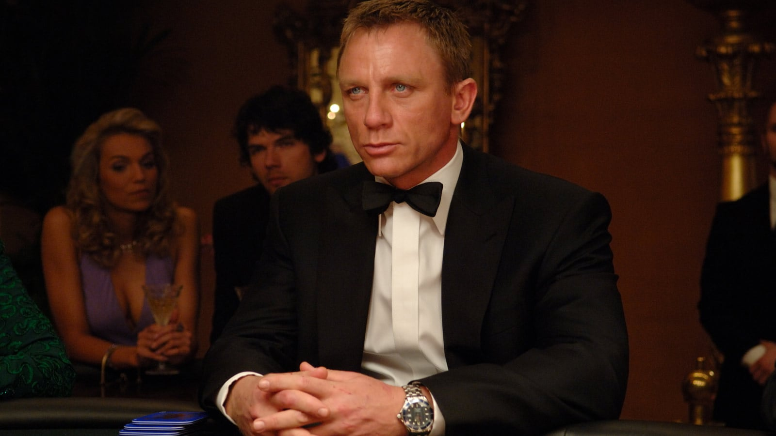 OMEGA and James Bond : a beautiful friendship | OMEGA® 歐米茄與占士邦:友誼永固 | OMEGA® - 單一 - 9863