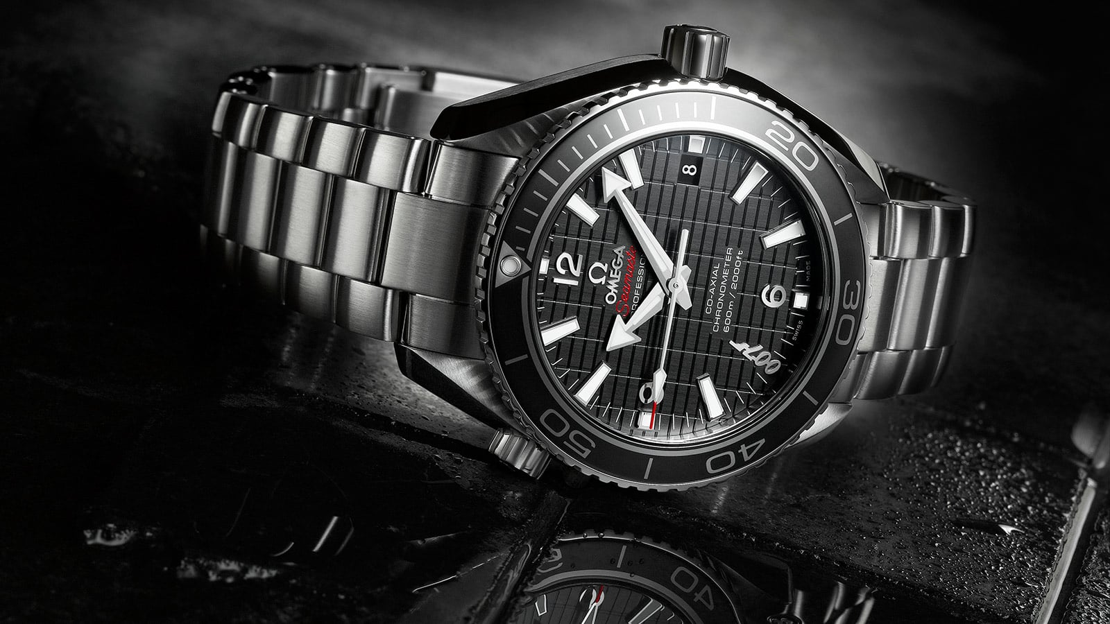 OMEGA and James Bond : a beautiful friendship | OMEGA® 歐米茄與占士邦:友誼永固 | OMEGA® - 投影片1: 6 - 9887