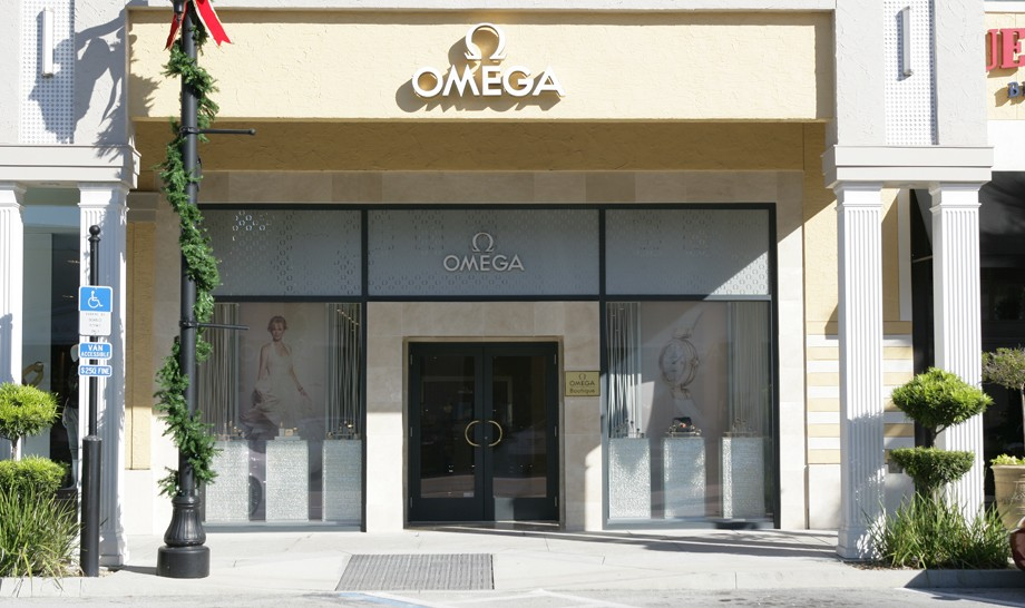 OMEGA® 專賣店: Jacksonville,St. Johns Town Center - picture 1
