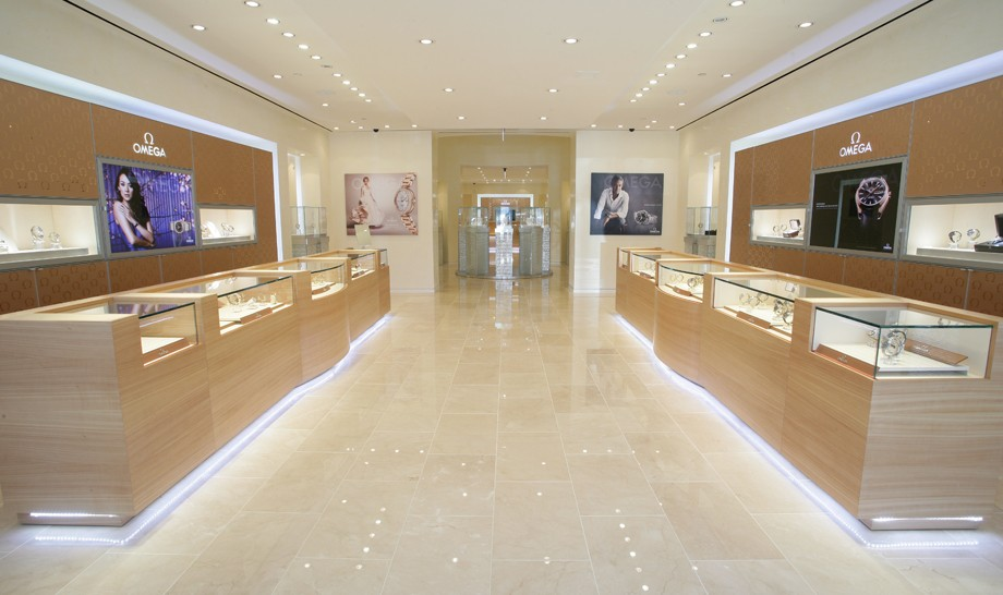 OMEGA® 專賣店: Jacksonville,St. Johns Town Center - picture 2