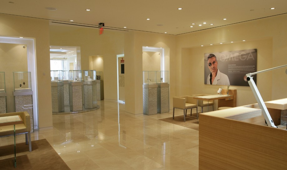 OMEGA® 專賣店: Jacksonville,St. Johns Town Center - picture 3